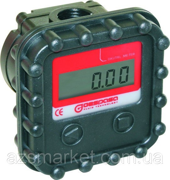MGЕ-40 - счетчик расхода топлива для ДТ от 2-40 л/мин