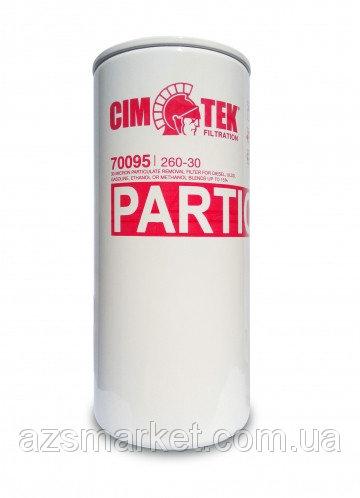 260-30 - фильтр тонкой очистки ДТ без водоотделения СИМ ТЕК, 30 мкм