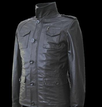 Шкіряні куртки Модель №09 від виробника 8211cf105d2be