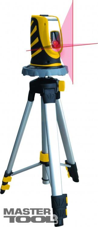 Уровень лазерный самонастраивающийся, звуковая индикация Mastertool 30-0905