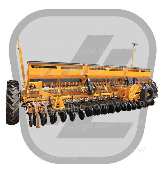 Купить Сеялка Универсальная Planter 5.4М (Прикатывающие колеса) Ист