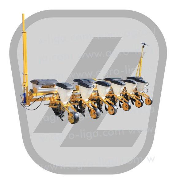 Купить Сеялка Planter-6-01 (СУПН 6) с эжекторною системою, на шестигран.