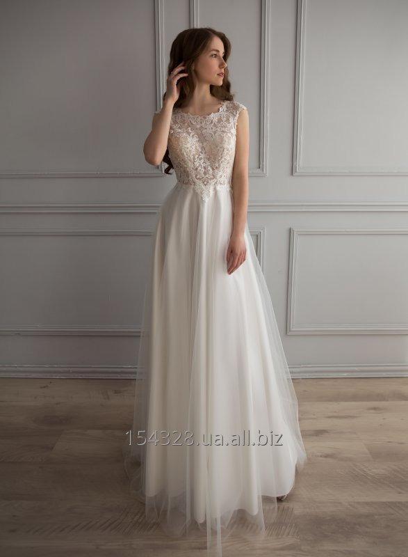 """Купить Безкорсетное свадебное платье""""Agata"""""""