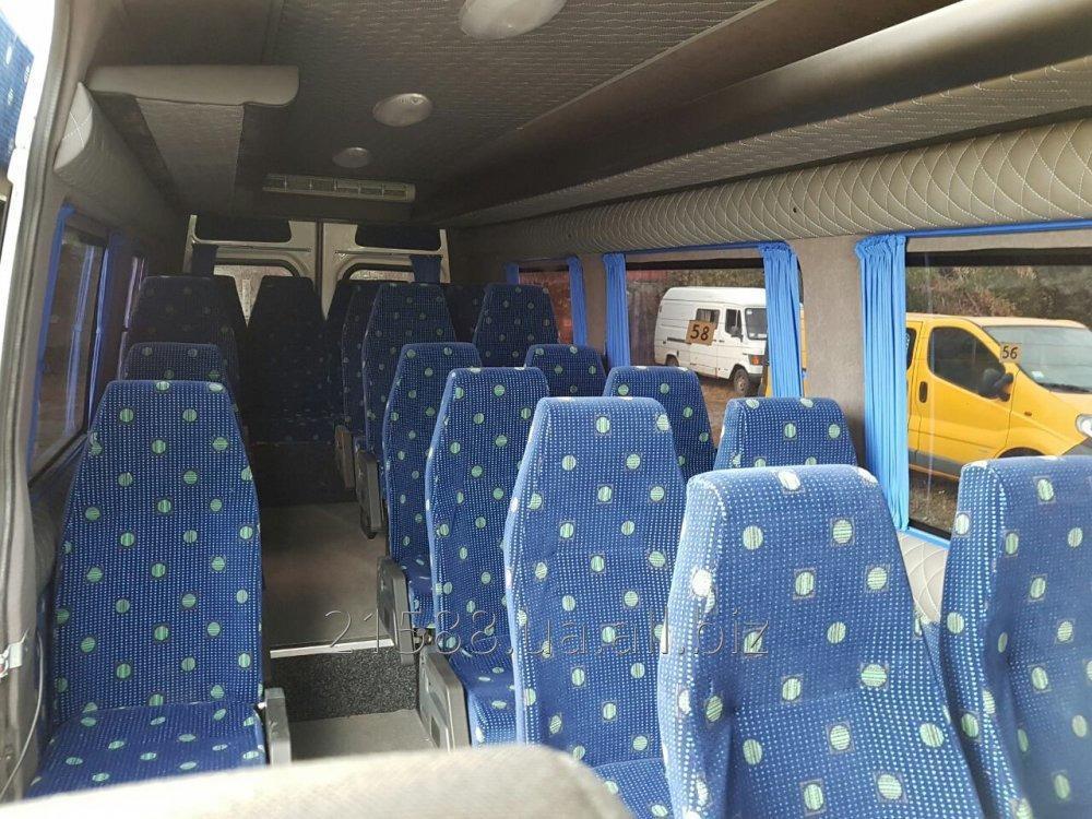 Купить Автобусные кресла