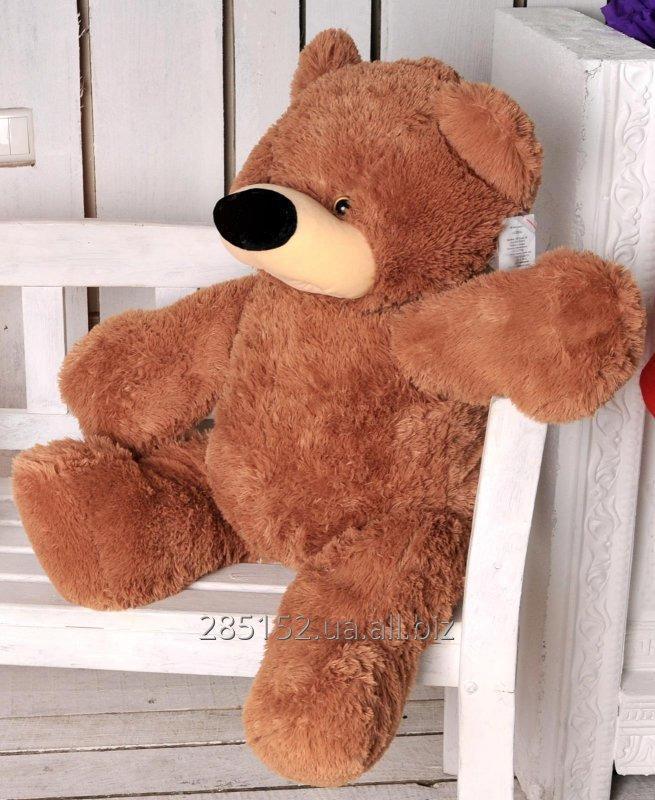 Купить Медведь по имени «»Бублик» ростом 45 см. Коричневый.