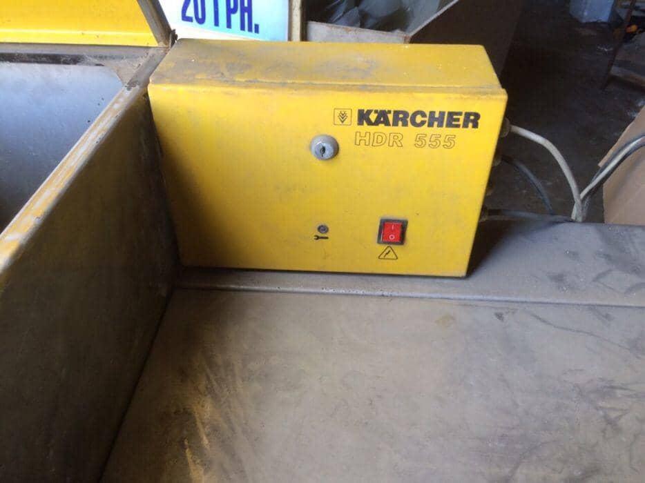 Купить KARCHER HDR 555