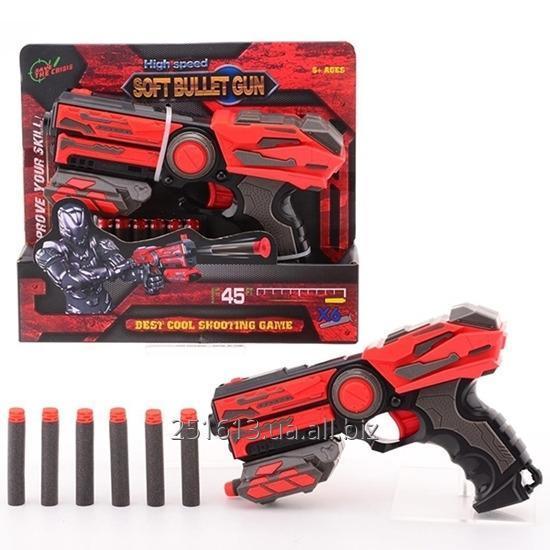 Купить Бластер с мягкими пулями Soft Bullet Gun