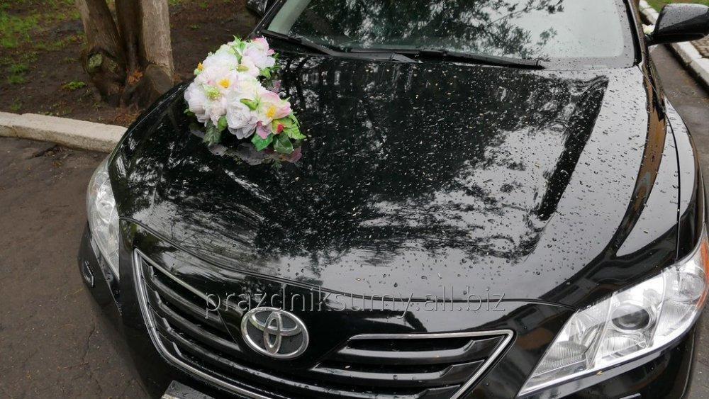 Купить Авто на свадьбу в Сумах,Тростянец,Ахтырка ,черные или белыеToyota Camry -5 шт