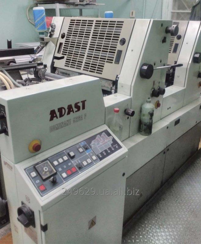 Купить Офсетная печатная машина ADAST DOMINANT 526AP