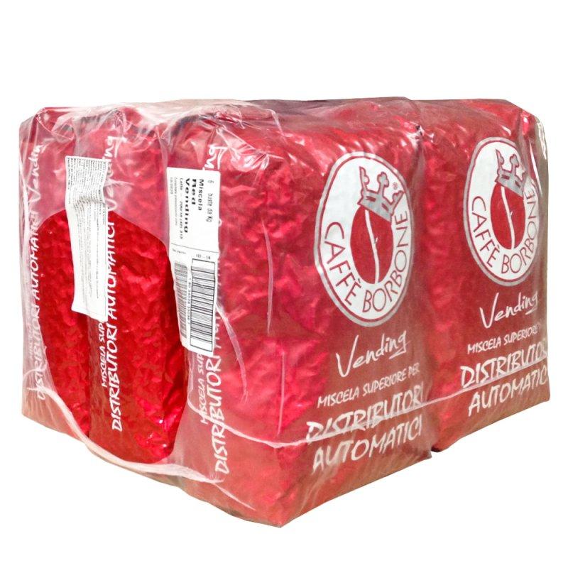 Купить Кофе в зернах Borbone Red Vending, 6 кг