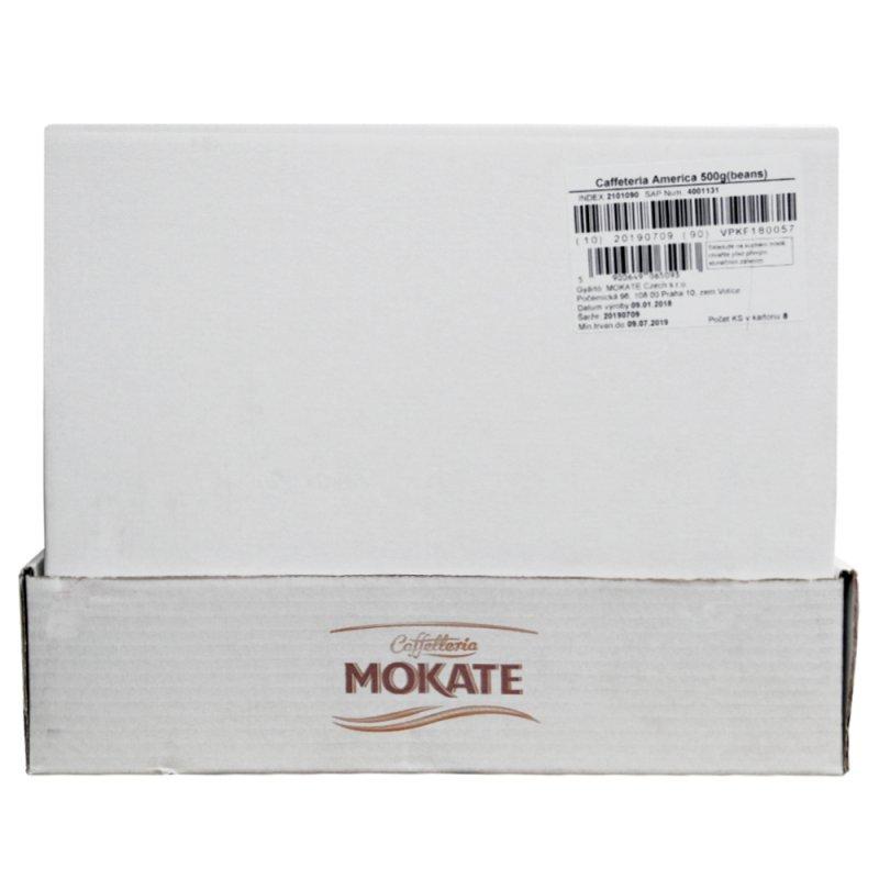 Купить Кофе в зернах Mokate America, 4кг