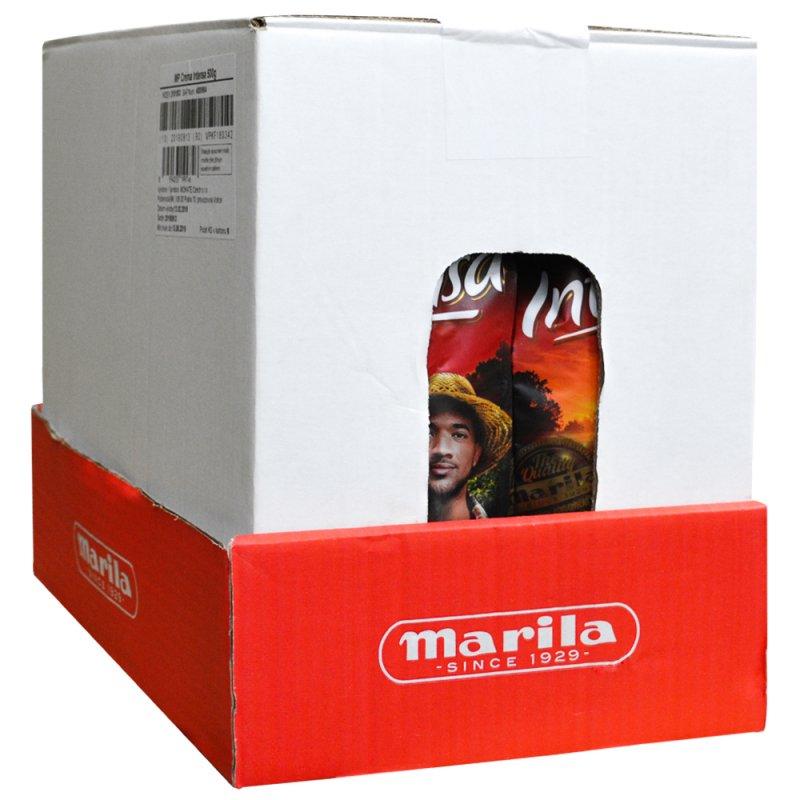 Купить Кофе в зернах Marila Crema Intensa, 4кг