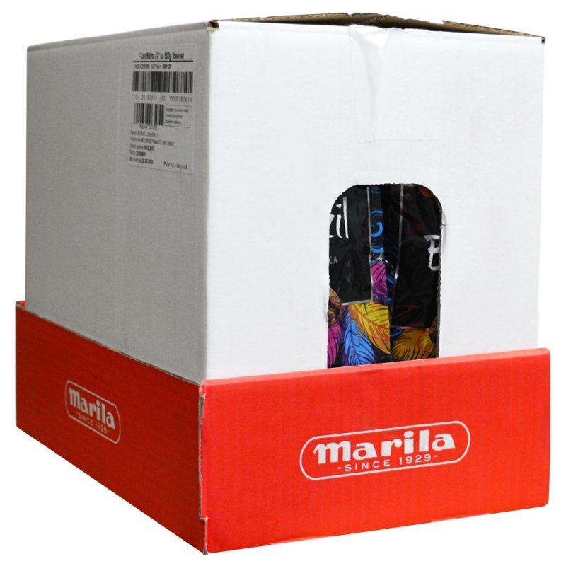 Купить Кофе в зернах Marila Brazil, 4кг