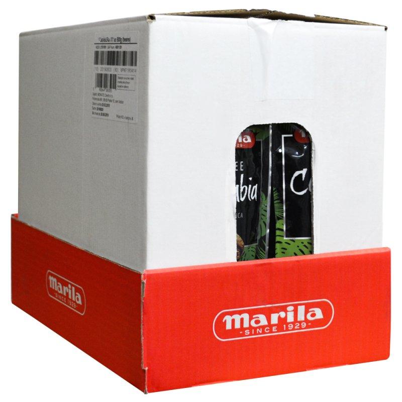 Купить Кофе в зернах Marila Colombia, 4кг