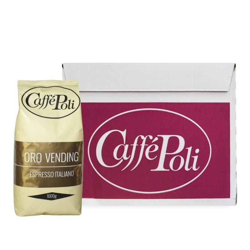 Купить Кофе в зернах Caffe Poli Oro Vending, 10 кг