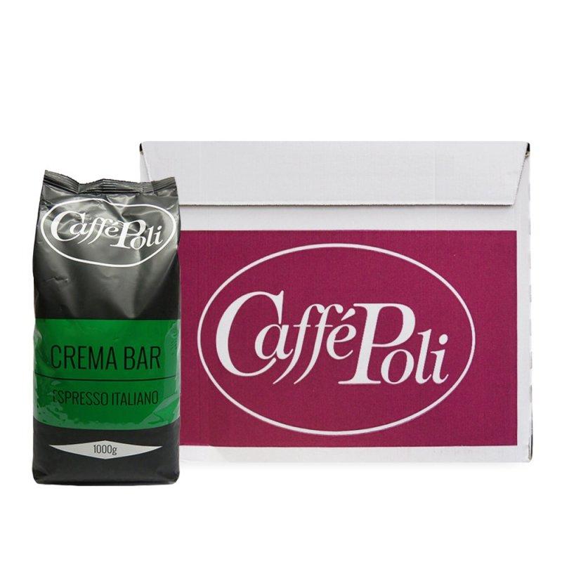 Купить Кофе в зернах Caffe Poli Crema, 10 кг