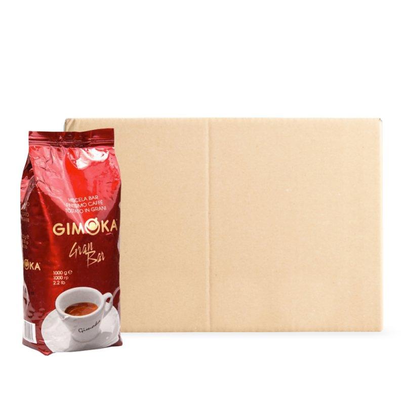Купить Кофе в зернах Gimoka Gran Bar, 10 кг