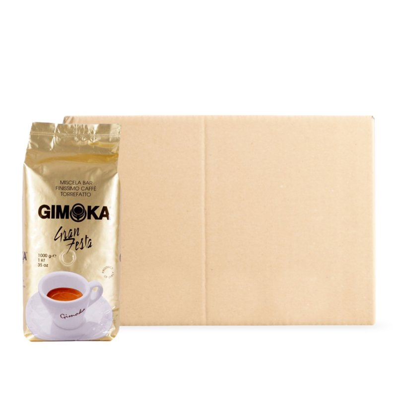 Купить Кофе в зернах Gimoka Gran Festa, 10 кг