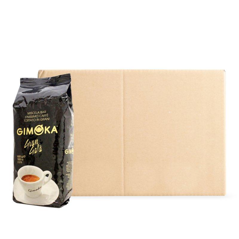 Купить Кофе в зернах Gimoka Gran Gala, 10 кг