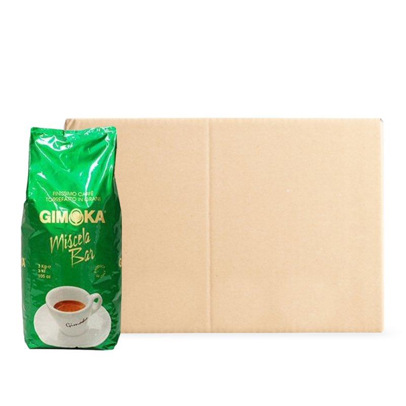 Купить Кофе в зернах Gimoka Miscela Bar, уп. 3 кг