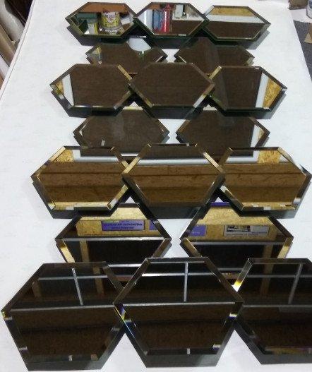 Купить Зеркальные панно, пирамиды