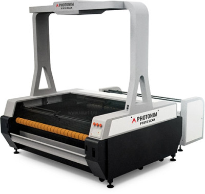 Купить Лазерный раскройщик для текстиля Photonim 1810 Scan