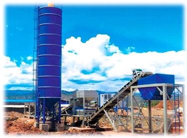 Купить Грунтосмесительная установка производительностью до 360 т/ч