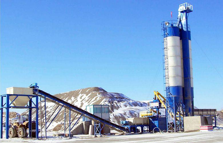 Купить Грунтосмесительная установка производительностью до 500 т/ч