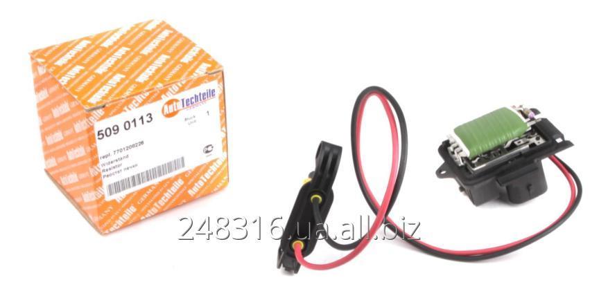 Купить Резистор печки на Renault Trafic Opel Vivaro Nissan Primastar реостат
