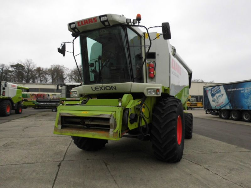 Купить Claas Lexion 460 Evolution