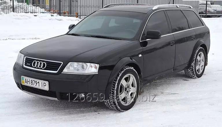 Купить Audi A6 Allroad