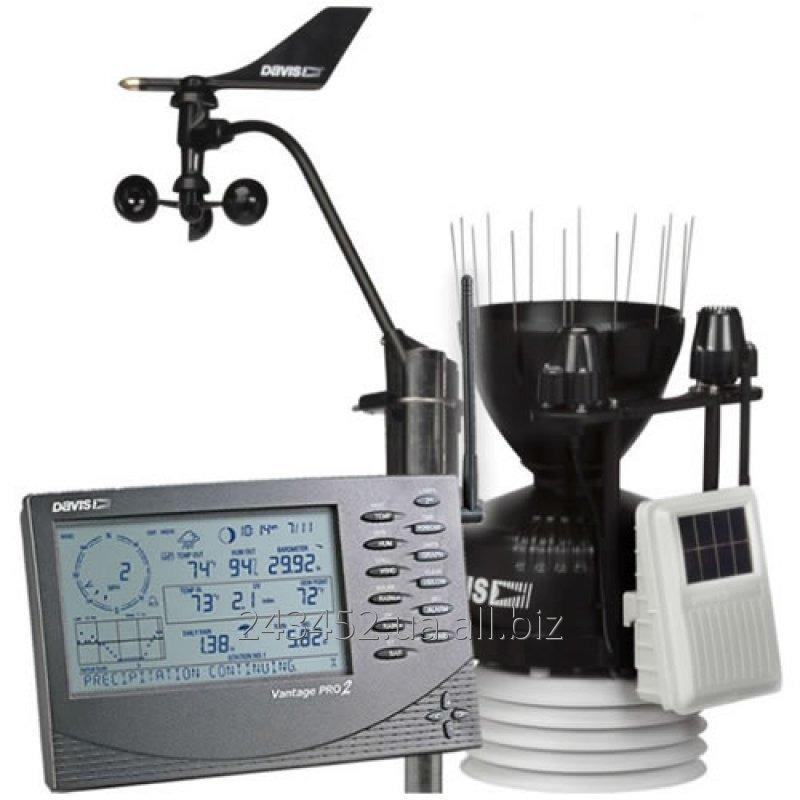 Купить Беспроводная метеостанция Davis Instruments Vantage Pro 2 Plus 6162