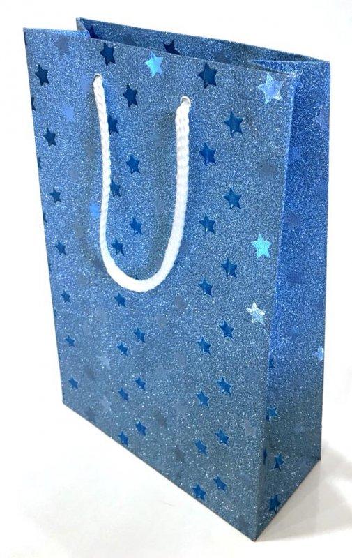 Купить Пакет подарочный текстурный 350х240х90
