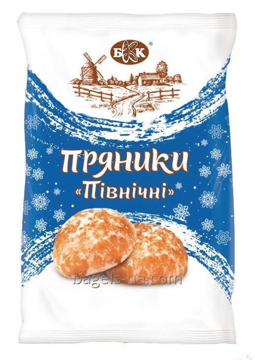 """Постные пряники """"Северные"""" в сахарной глазури. Весовые - 4,5 кг., Срок хранения 4 мес. ГОСТ"""