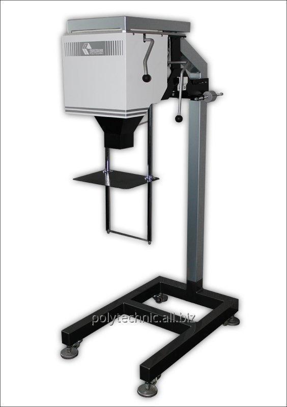 Купить Дозатор весовой полуавтоматический ДВСВ-S для расфасовки сыпучих продуктов