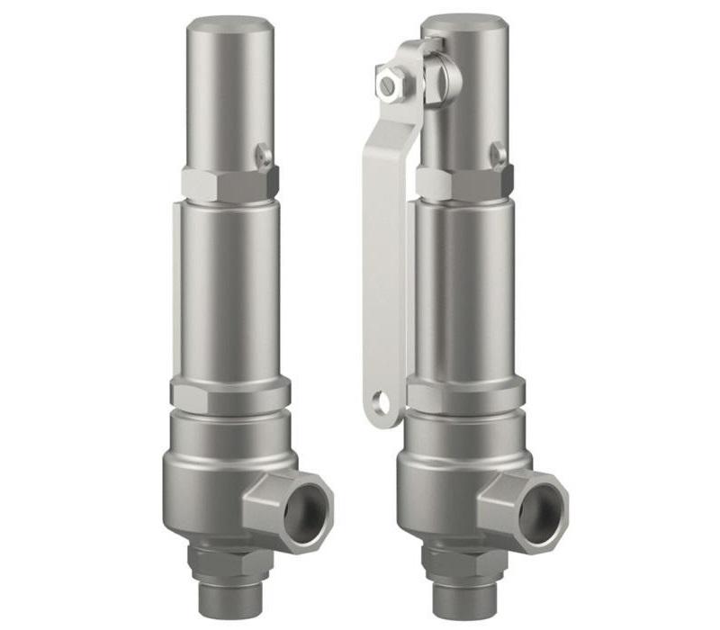 Buy Safety valves type 06 810, 06 815