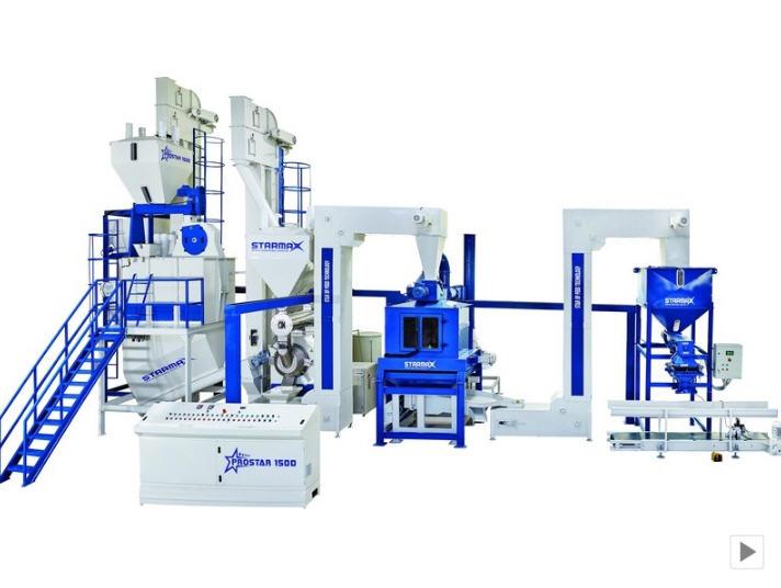Купить Профессиональные заводы для производства гранулированных комбикормов - PROSTAR