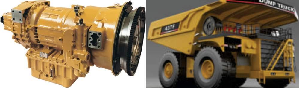 Купить Автоматическая коробка переключения передач CL(B)T 754 (445 HP) Avtec