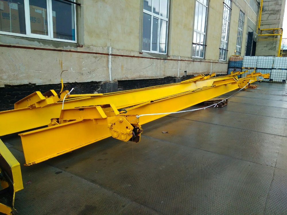 Buy Two underslung crane proletnaja, 3-piece bearing g/n 5T, flying 20 m