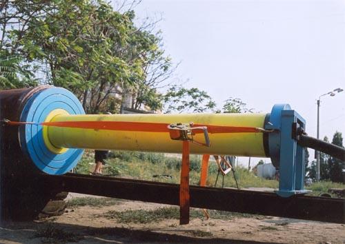 Оборудование пробойник универсальный СО166 для бестраншейной прокладки трубопроводов