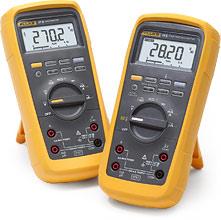 Купить Промышленные мультиметры Fluke 27-II / 28-II