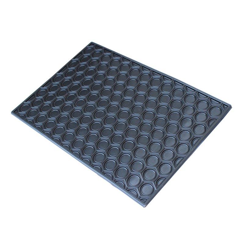 Купить Придверный коврик . Ковры бытовые резиновые сотовые цельный (без отверстия)