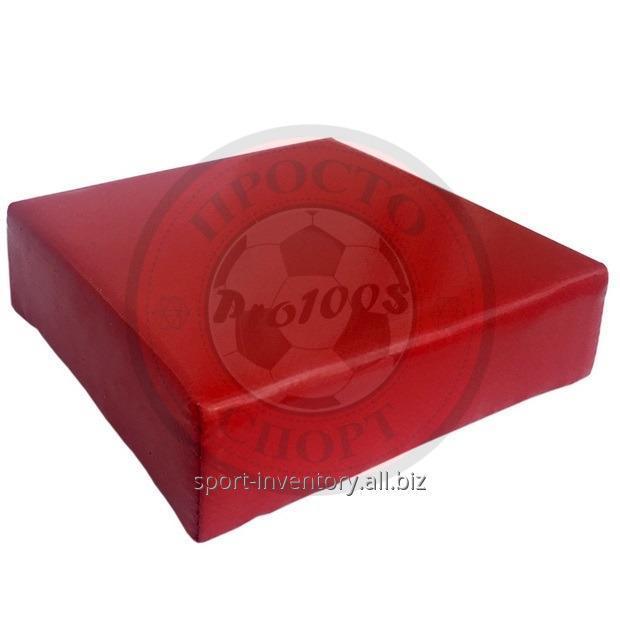 Подлокотник красный на стол для армрестлинга