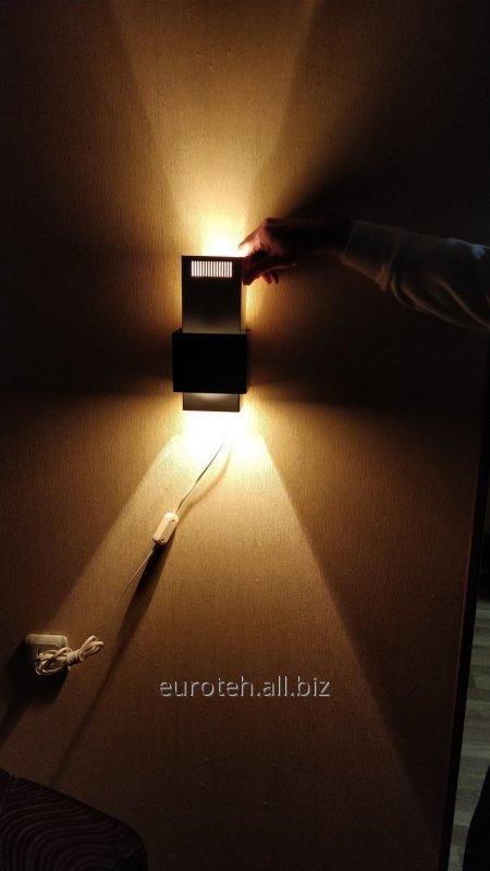 Купить Светильник - ночник настенный, БРА, прикроватный