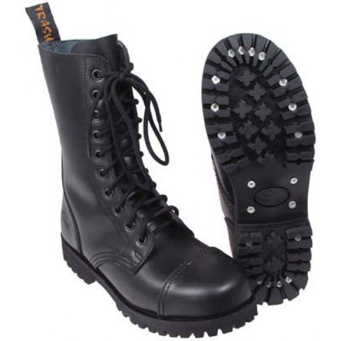 Купить Тактические ботинки берцы черные MFH