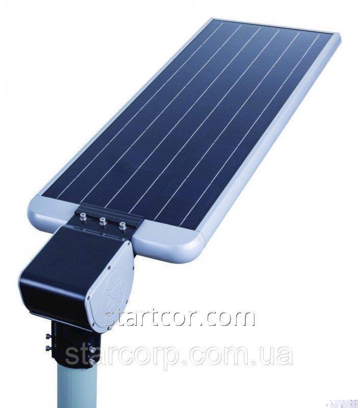 Автономна лампа SOLAR с вградена слънчева батерия 40 W