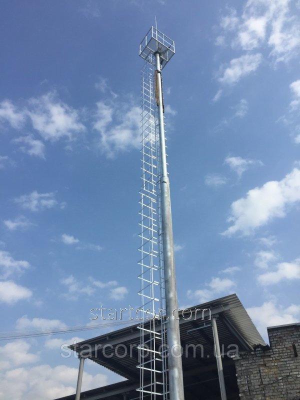 Mast világítás 15-35 m