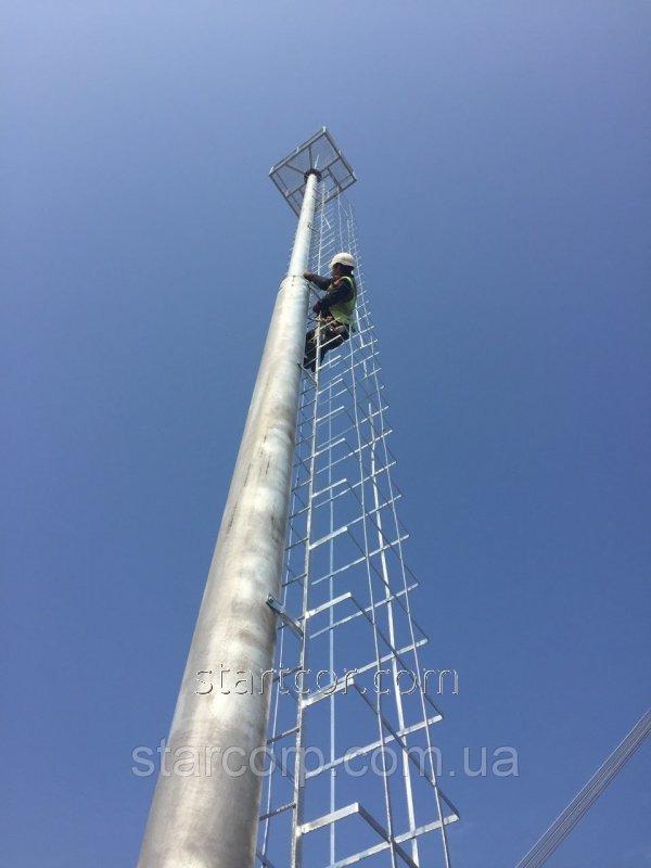 Mast sét 15-35 m