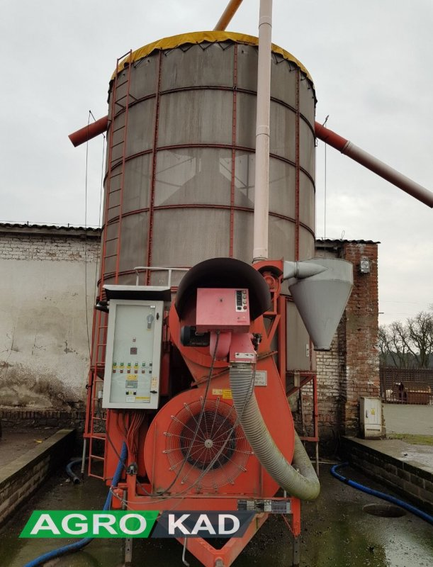 Buy Mobile grain dryers Pedrotti XL400