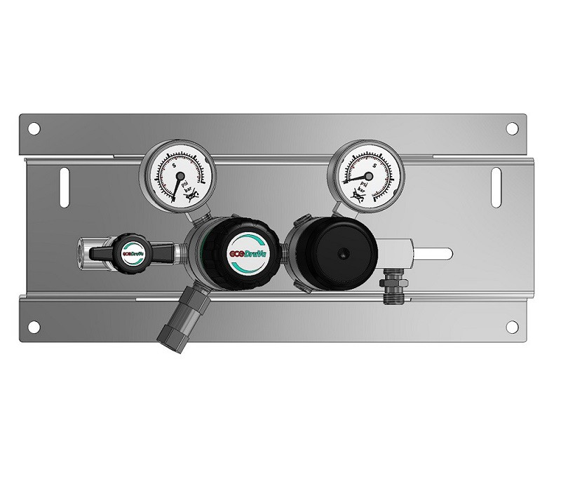 Купить Панель управления подачей газа SMD 502-16/-24/-25